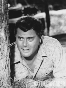 Dove Hunt, Larry Hagman