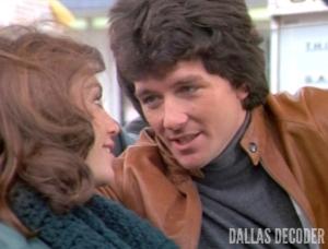 Bobby Ewing, Dallas, Digger's Daughter, Pam Ewing, Patrick Duffy, Victoria Principal