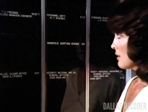 Black Market Baby, Dallas, Linda Gray, Sue Ellen Ewing