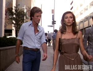 Dallas, Double Wedding, Ed Haynes, Pam Ewing, Robin Clarke, Victoria Principal