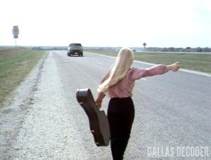 Charlene Tilton, Dallas, Lucy Ewing, Runaway