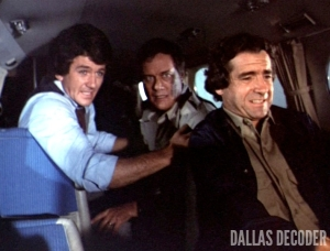 Bobby Ewing, Dallas, J.R. Ewing, Larry Hagman, Patrick Duffy, Survival