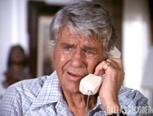 Dallas, Jim Davis, Jock Ewing, Survival
