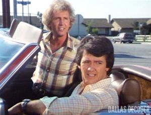 Bobby Ewing, Dallas, Fallen Idol, Guzzler Bennett, Richard Kelton