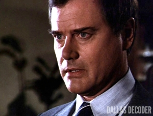 Dallas, For Love or Money, J.R. Ewing, Larry Hagman