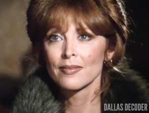 Dallas, Julie Grey, Julie's Return, Tina Louise