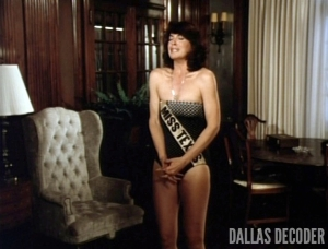 Dallas, Linda Gray, Sue Ellen Ewing, Winds of Vengeance