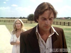 Dallas, David Ackroyd, Gary Ewing, Joan Van Ark, Valene Ewing