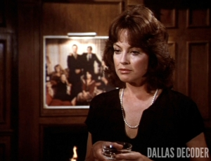 Act of Love, Dallas, Linda Gray, Sue Ellen Ewing
