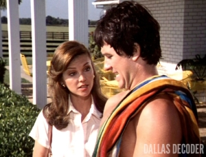 Bobby Ewing, Dallas, Double Wedding, Pam Ewing, Patrick Duffy, Victoria Principal