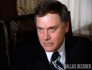 Dallas, J.R. Ewing, Larry Hagman, Lessons