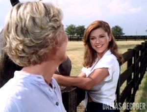 Barbara Bel Geddes, Dallas, Miss Ellie Ewing, Old Acquaintance, Pam Ewing, Victoria Principal
