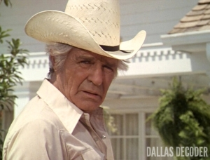 Dallas, Jim Davis, Jock Ewing, Reunion Part 1