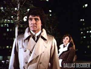 Bobby Ewing, Dallas, Pam Ewing, Patrick Duffy, Red File Part 2, Victoria Principal