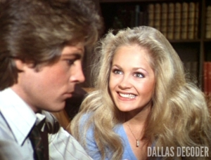 Charlene Tilton, Dallas, Kit Mainwaring, Mark Wheeler, Royal Marriage
