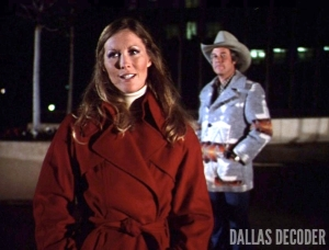 Dallas, Donna Culver, Outsiders, Ray Krebbs, Steve Kanaly, Susan Howard