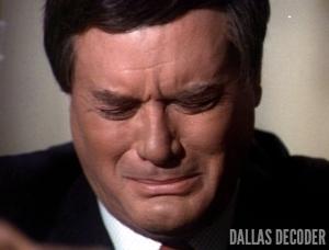 Dallas, John Ewing III Part 2, J.R. Ewing, Larry Hagman