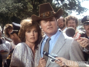 Dallas, J.R. Ewing, Larry Hagman, Linda Gray, Sue Ellen Ewing, Whatever Happened to Baby John Part 1