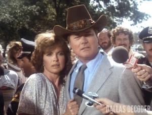 Dallas, J.R. Ewing, Larry Hagman, Linda Gray, Sue Ellen Ewing, Whatever Happened to Baby John Part 1