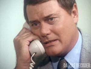 Dallas, J.R. Ewing, Larry Hagman, Whatever Happened to Baby John Part 1