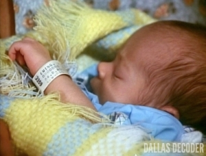 Dallas, John Ross Ewing, Whatever Happened to Baby John Part 2