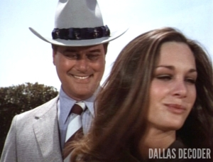 Dallas, J.R. Ewing, Kristin Affair, Kristin Shepard, Mary Crosby