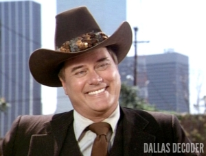 Dallas, J.R. Ewing, Kristin Affair, Larry Hagman