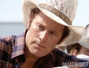 Dallas, Dusty Farlow, Jared Martin, Rodeo