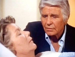 Barbara Bel Geddes, Dallas, Jim Davis, Jock Ewing, Mastectomy Part 2, Miss Ellie Ewing