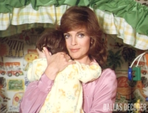 Dallas, Linda Gray, Mother of the Year, Sue Ellen Ewing