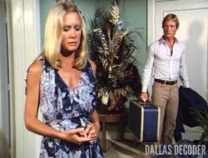 Dallas, Gary Ewing, Joan Van Ark, Return Engagements, Ted Shackelford, Valene Ewing