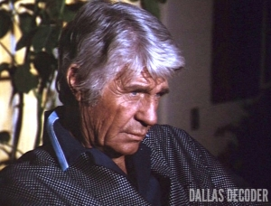 Dallas, Ellie Saves the Day, Jim Davis, Jock Ewing