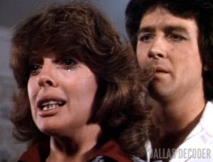 Bobby Ewing, Dallas, John Ewing III Part 2, Linda Gray, Patrick Duffy, Sue Ellen Ewing