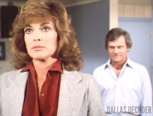Cliff Barnes, Dallas, Ken Kercheval, Linda Gray, Mother of the Year, Sue Ellen Ewing