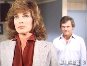 Cliff Barnes, Dallas, Ken Kercheval, Linda Gray, Mother of the Year, Sue Ellen Ewing
