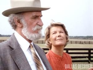 Barbara Bel Geddes, Dallas, Digger Barnes, Keenan Wynn, Rodeo
