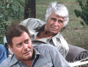 Dallas, Dove Hunt, Jim Davis, Jock Ewing, J.R. Ewing, Larry Hagman