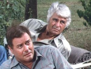 Dallas, Dove Hunt, Jim Davis, Jock Ewing, J.R. Ewing, Larry Hagman