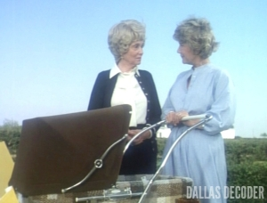 Barbara Bel Geddes, Dallas, Martha Scott, Patricia Shepard, Silent Killer
