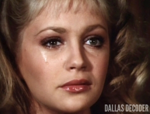 Charlene Tilton, Dallas, Lucy Ewing, Power Play