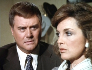 Dallas, J.R. Ewing, Larry Hagman, Linda Gray, Paternity Suit, Sue Ellen Ewing
