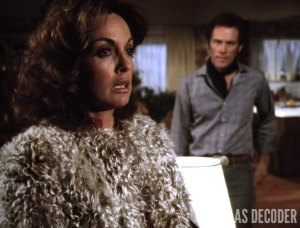Dallas, Dusty Farlow, Jared Martin, Linda Gray, Sue Ellen Ewing, Sue Ellen's Choice