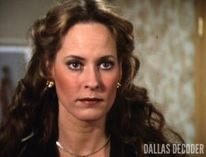 Dallas, Francine Tacker, Jenna Wade, Sue Ellen's Choice