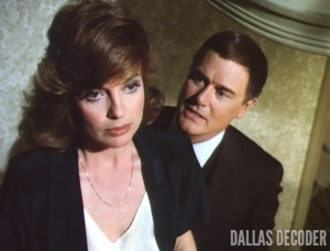 Dallas, J.R. Ewing, Larry Hagman, Linda Gray, Second Thoughts, Sue Ellen Ewing