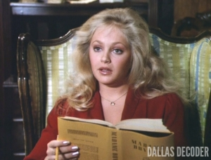 Charlene Tilton, Dallas, Lucy Ewing, Second Thoughts