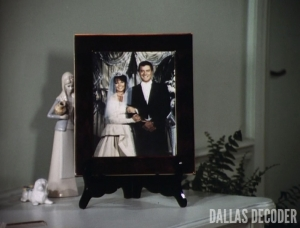 Dallas, Divorce Ewing Style, J.R. Ewing, Larry Hagman, Linda Gray, Sue Ellen Ewing