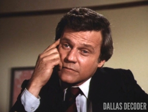Cliff Barnes, Dallas, Jock's Trial Part 1, Ken Kercheval
