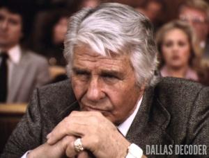 Dallas, Jim Davis, Jock Ewing, Jock's Trial Part 2