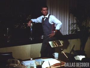 Dallas, House Divided, J.R. Ewing, Larry Hagman, Who Shot J.R.?