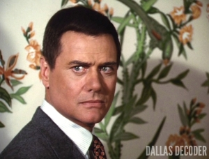 Dallas, House Divided, J.R. Ewing, Larry Hagman, Who Shot J.R.?